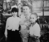 С первой учительницей