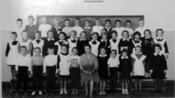 Фотография класса на память