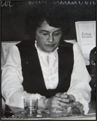 Фаина Михайловна Кочеткова